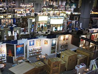 Подготовка к BookExpo America 2012